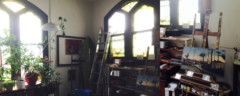 josh rush studio