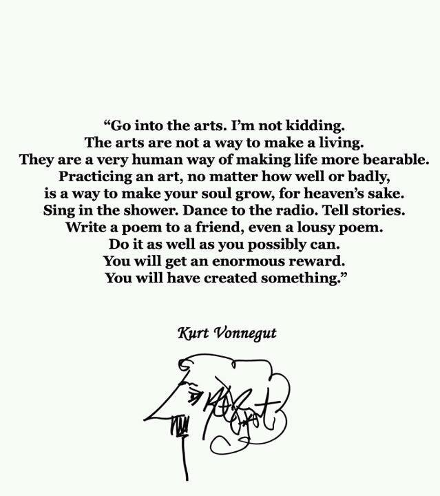 vonnegut quote copy