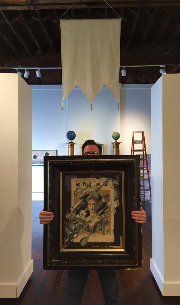 kipp in gallery
