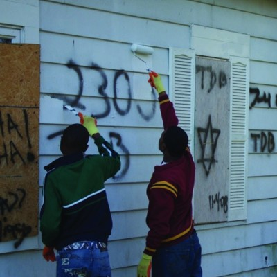 graffiti-free
