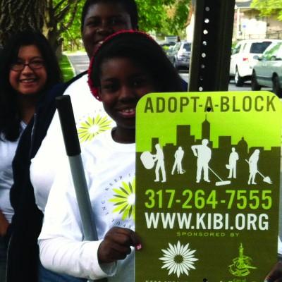 kibi adopt a block