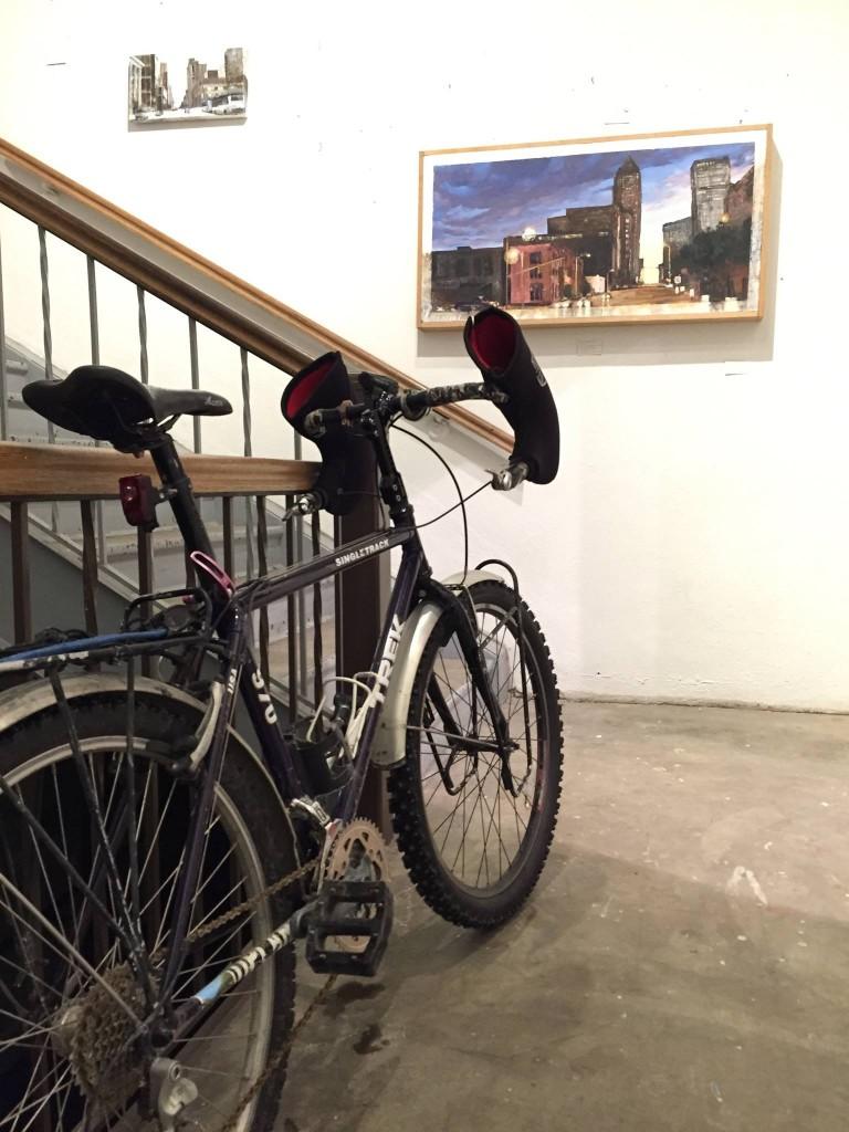 josh bike at hca