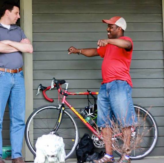 john warren bike