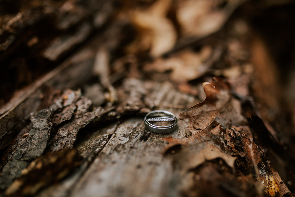 Shutter Up Studios   Wedding photographer in Pittsburgh, Pennsylvania   Diamond wedding bands