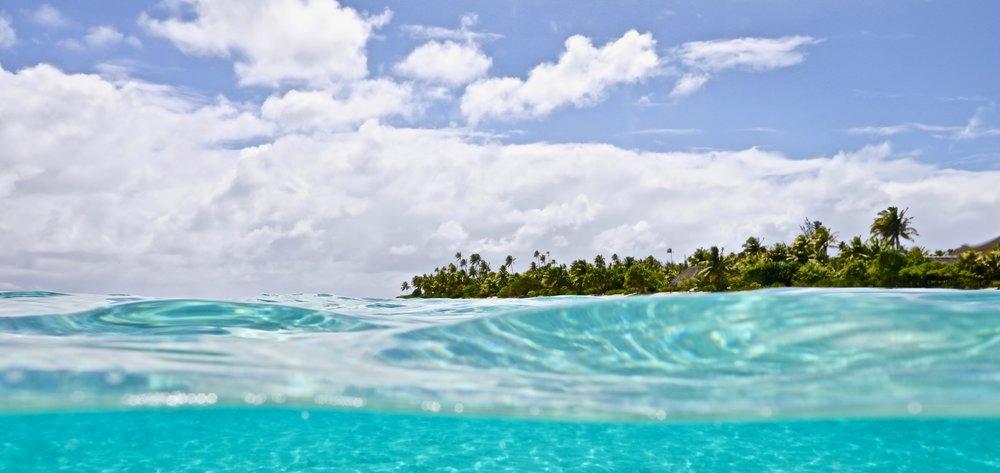 """Tetiaroa Dreaming"" ~Tetiaroa, French Polynesia ~ no.19"