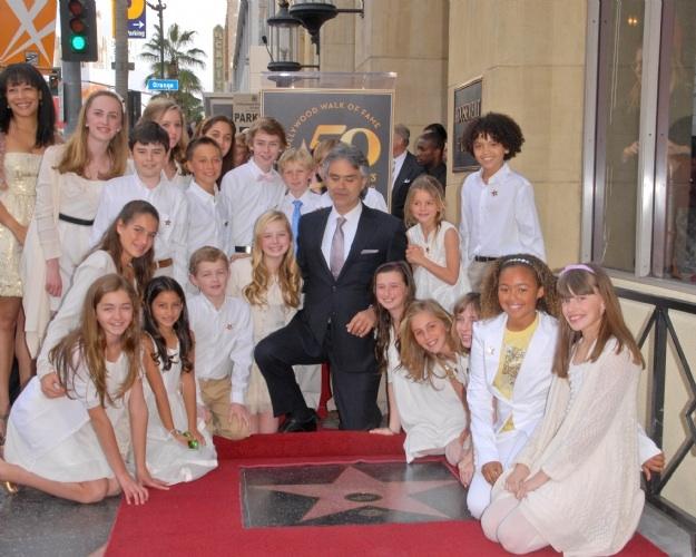 Adderley School with Bocelli March 2, 2012.jpg