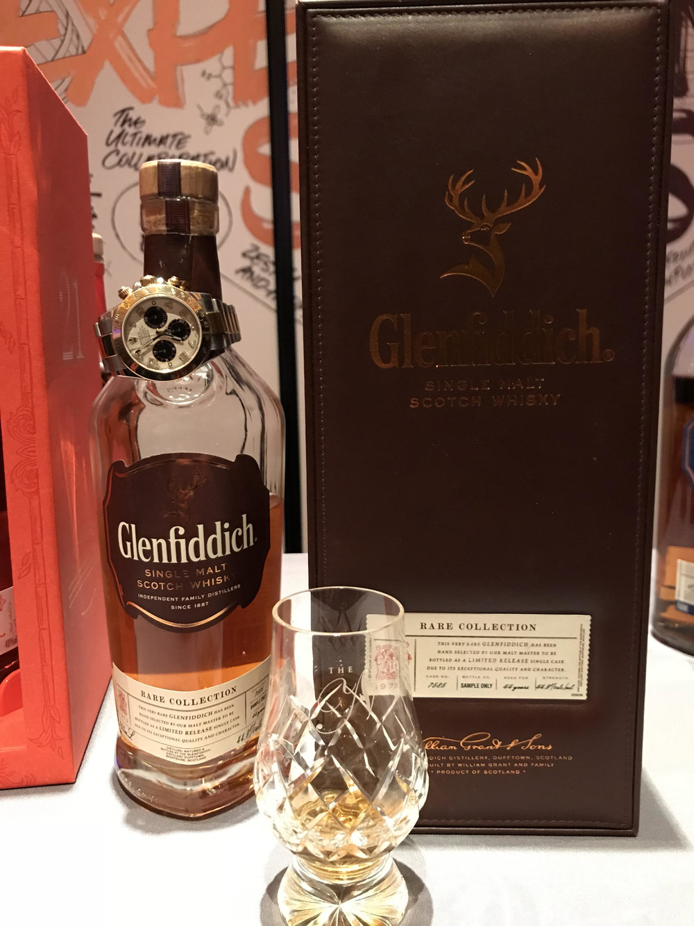 Glenfiddich Rare Collection - 1973 44 Years Old