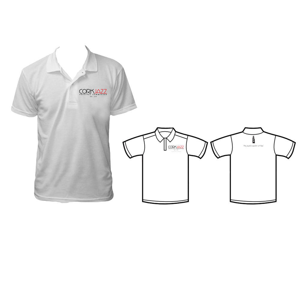 Cork Jazz Festival Polo Shirt