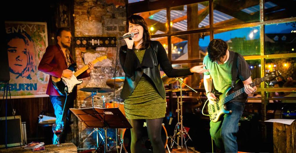 The Art Crimes band (R&b, Soul, Rock)