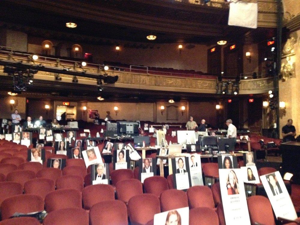 Tonys Rehearsal 2012