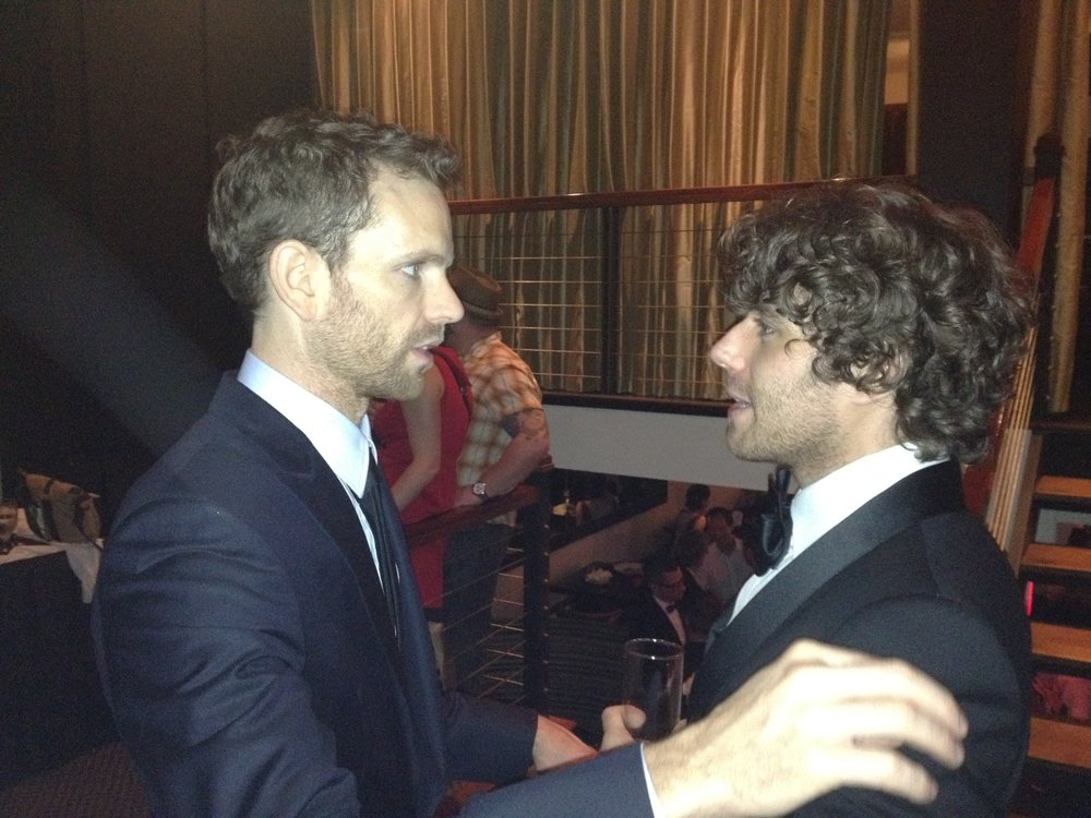 Paul and Josh