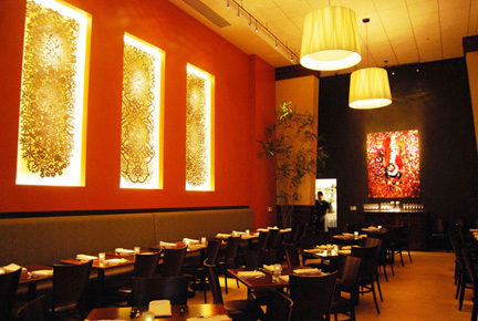 Fillmore Main Dining for Large Groups