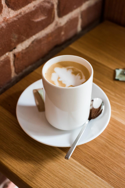 Masala Chai or Espresso?