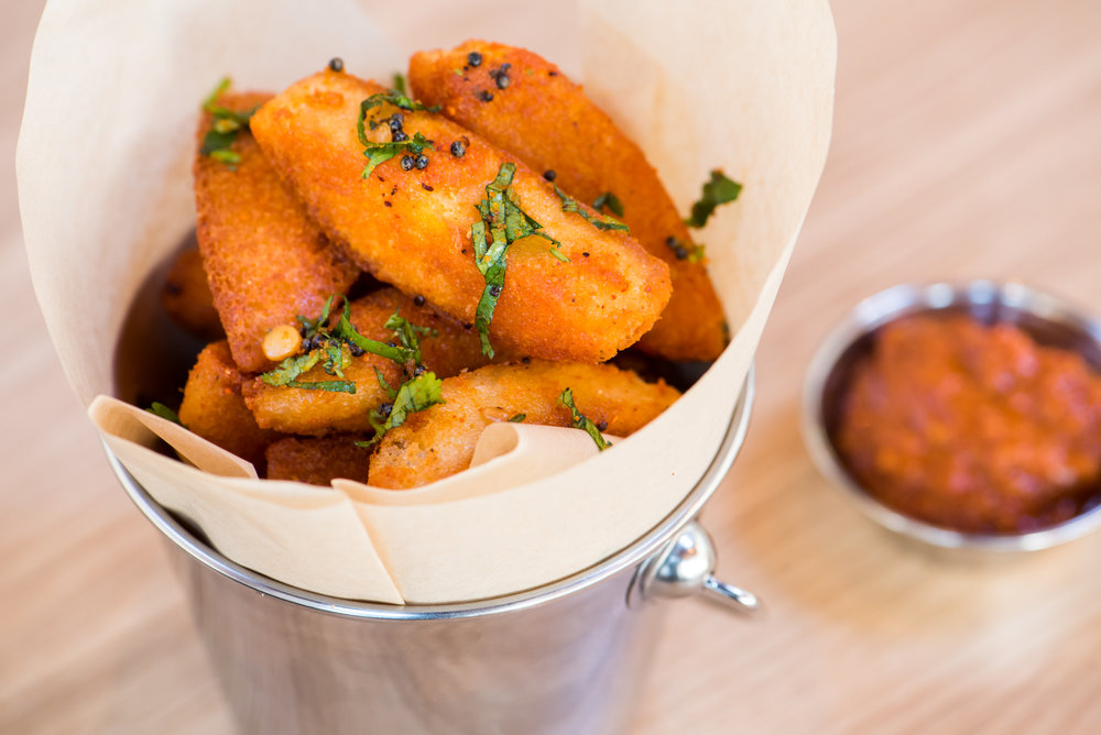 Idli fries
