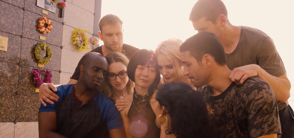 Sense8   Series Final Trailer