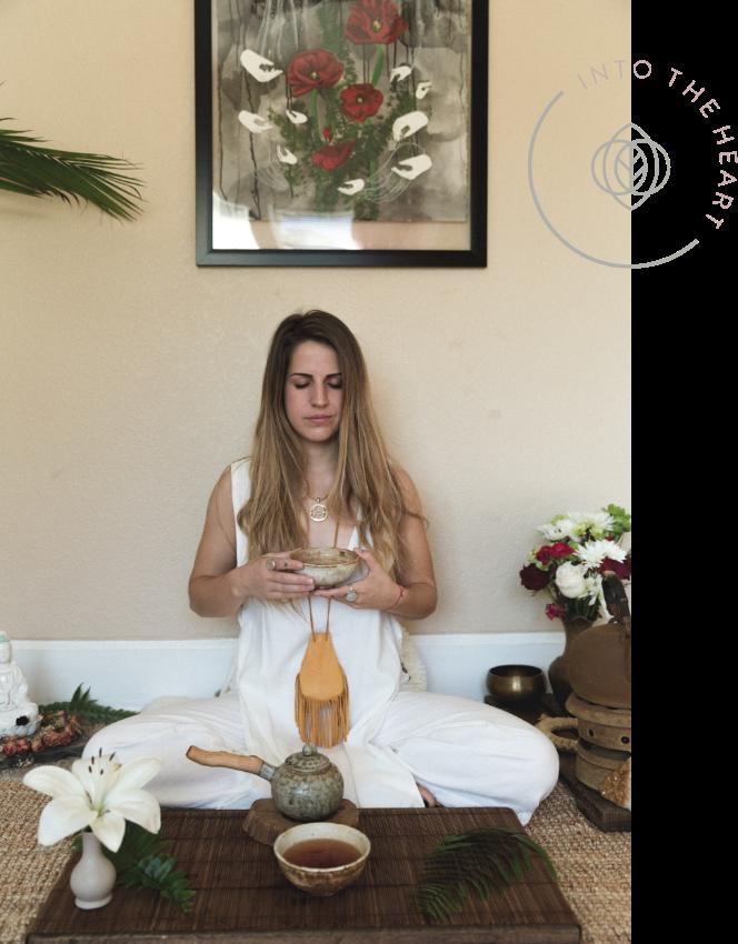 Ashley Smith - Sacred Tea Ceremonies and Spiritual Energy Healing