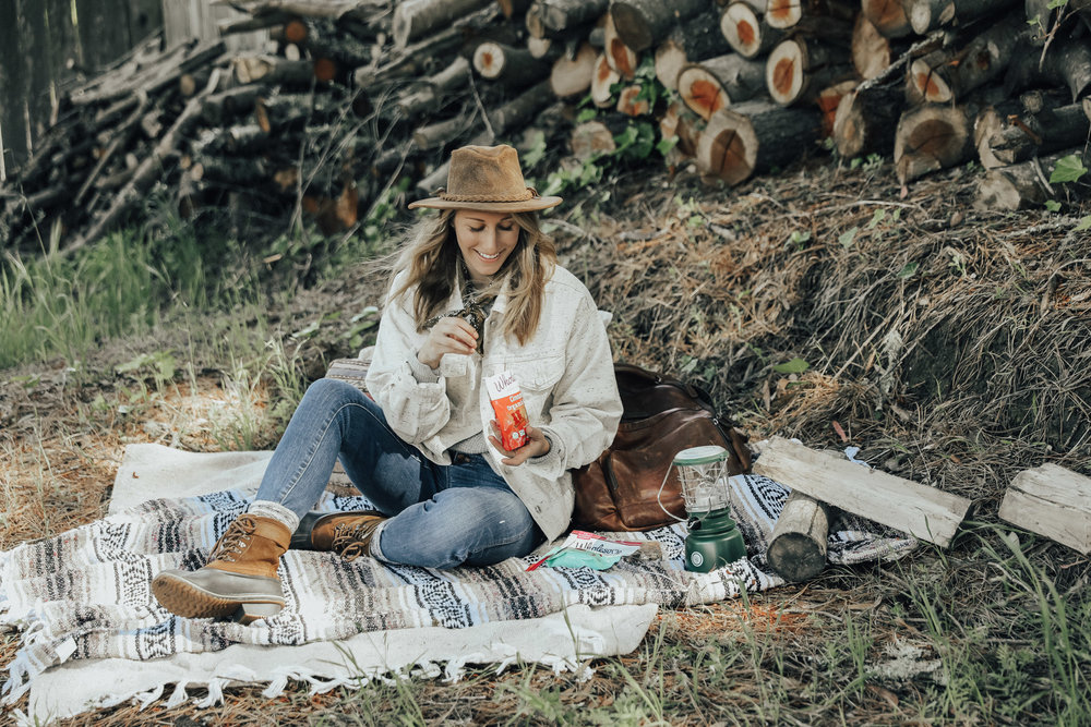 Easy Camping Snacks