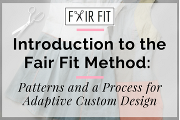 Introduction to the Fair Fit Method