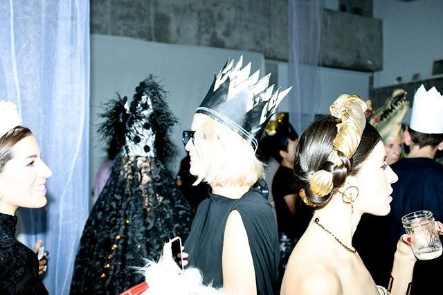 Amongst Queens #TheCoronation  Experience delivered by TAKEOUT Photography by @gerardobriceno