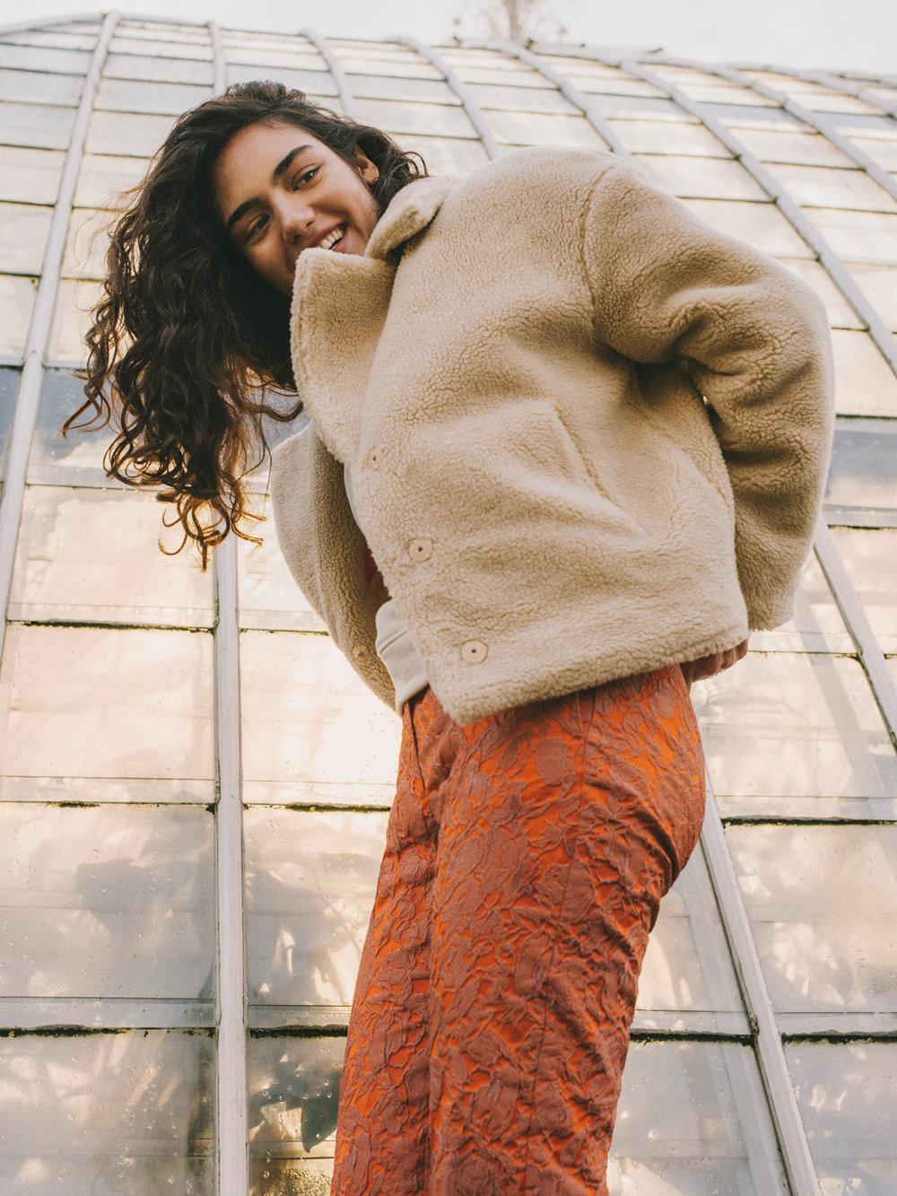 Aboutthatlook Ninni Tokalija, Emma Grann, Josephine Golan, Joyce P for Liikemag.com