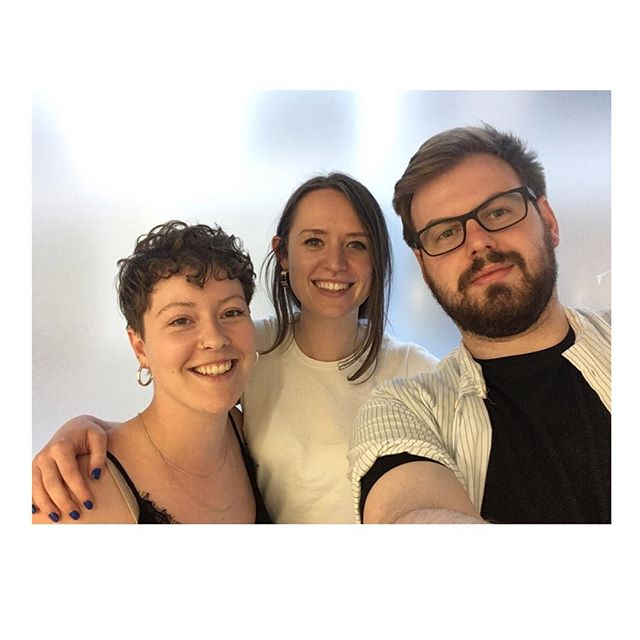 We are DELIGHTED to announce our new Co-Directors!! Róisín Bohan @rofeen and Philip Kavanagh @philip__kavanagh !! ✌️✨💕 Róisín is a graduate of UCD's MA in Cultural Policy and Arts Management and CCAD's BA in Fine Art. As well as having an independant curatorial practice, Róisín has worked with Temple Bar Gallery + Studios, Dublin Gallery Weekend and currently, RHA Gallery. Róisín is interested in Basic Space for it's adaptive grassroots structure, which responds to it's economic and political environment. Róisín's vision for Basic Space is to create opportunities for artists through the provision of artist studios and through further engagement and collaboration with institutions in Ireland and abroad.  Philip is an artist and writer on art based in Dublin. He graduated from NCAD with a BFA in Sculpture and Visual Culture, and has written criticism and reviews for publications such as Art Papers, Circa, Critical Bastards and the Visual Artist's Ireland Newsheet. Philip's art practice has previously been grounded in sculptural and performative assemblages. His interest in Basic Space comes from the curatorial potentials and spirit of experimentation inherent to the organisations current transient and nomadic form, and he hopes to help develop those potentials as the organisation continues to transform and adapt.  Róisín and Philip will jointly lead Basic Space with current Co-Director @kimgleeeson 🎉✨💕