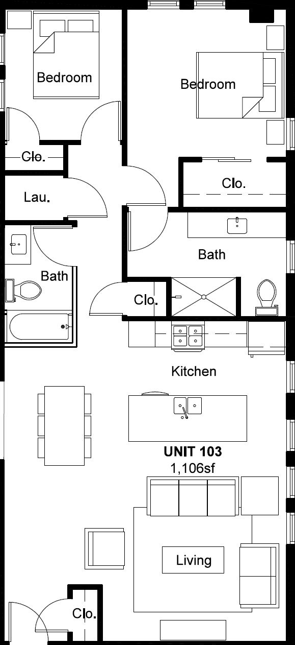 Unit 103 Floor Plan.JPG