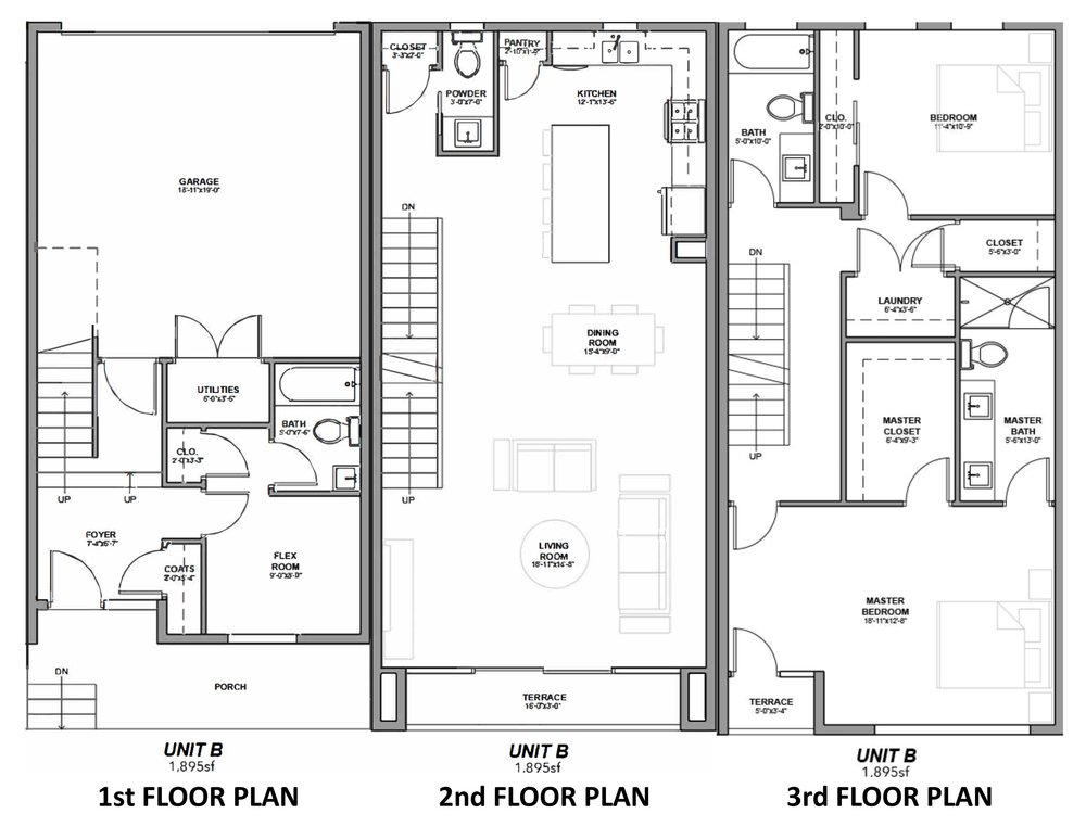 Floorplan Building 2 Unit B 410 Jefferson.jpg