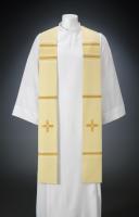 Greek Cross Stole $245