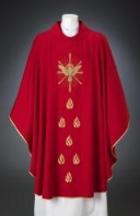 Seven Gifts of the Spirit Chasuble $465