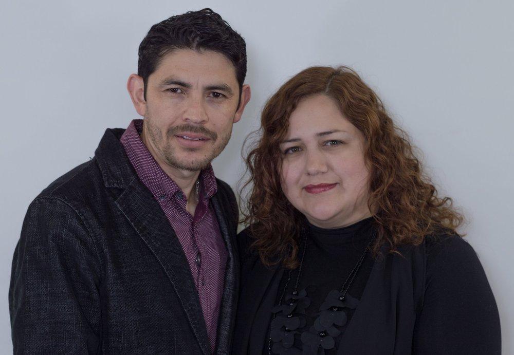 Lideres de Evangelismo    Antonio y Griselda Peña