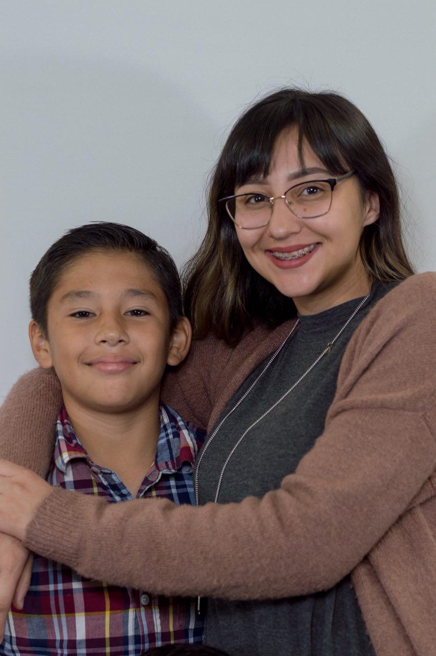 Rebecca y Samuel Núñez