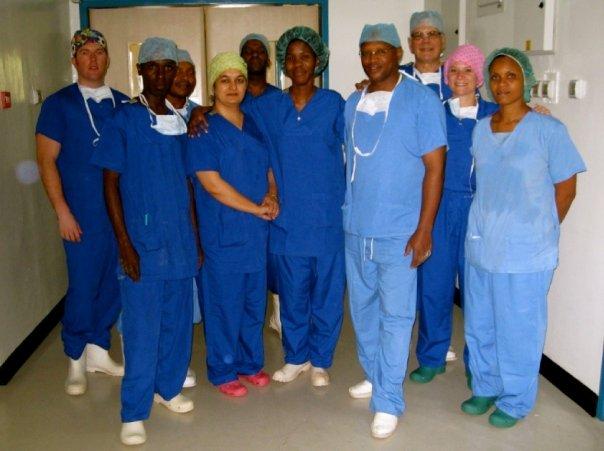 Volunteering in Nairobi