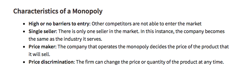 Sourced from: Investopedia