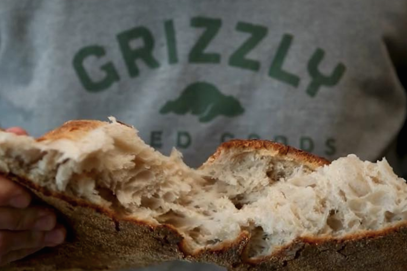 Artisan sourdough with an exceptional crust and crumb