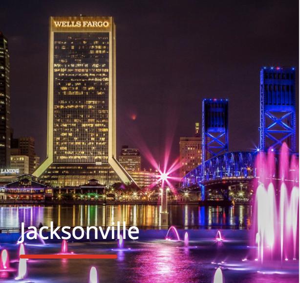 Jacksonville, Florida Properties