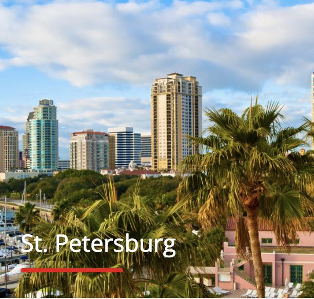St. Petersburg, Florida Properties