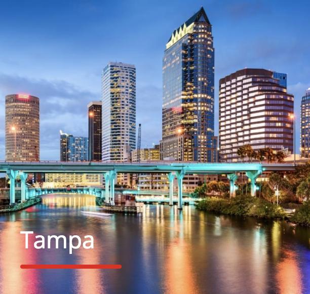 Tampa, Florida Properties