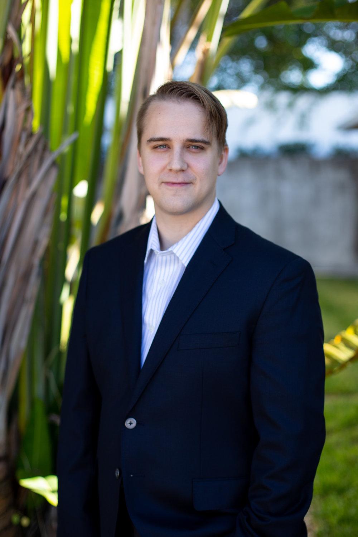 Austin Erva - Chief Technology Officer