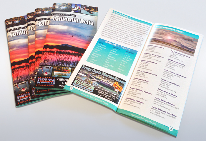 64 page Booklet - Travel Guide Design