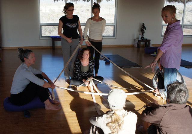 Movement retreat with Kathleen Conklin