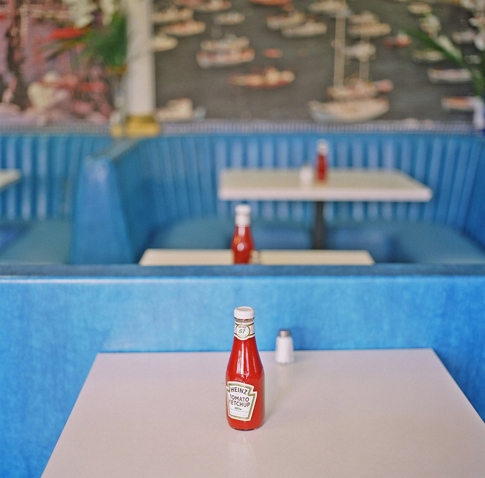 Favorite Condiment by Aline Smithson