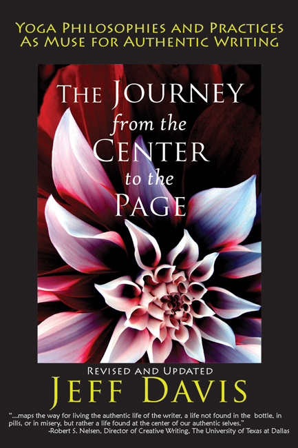 Journey to the Center of the Page by Jeffrey Davis