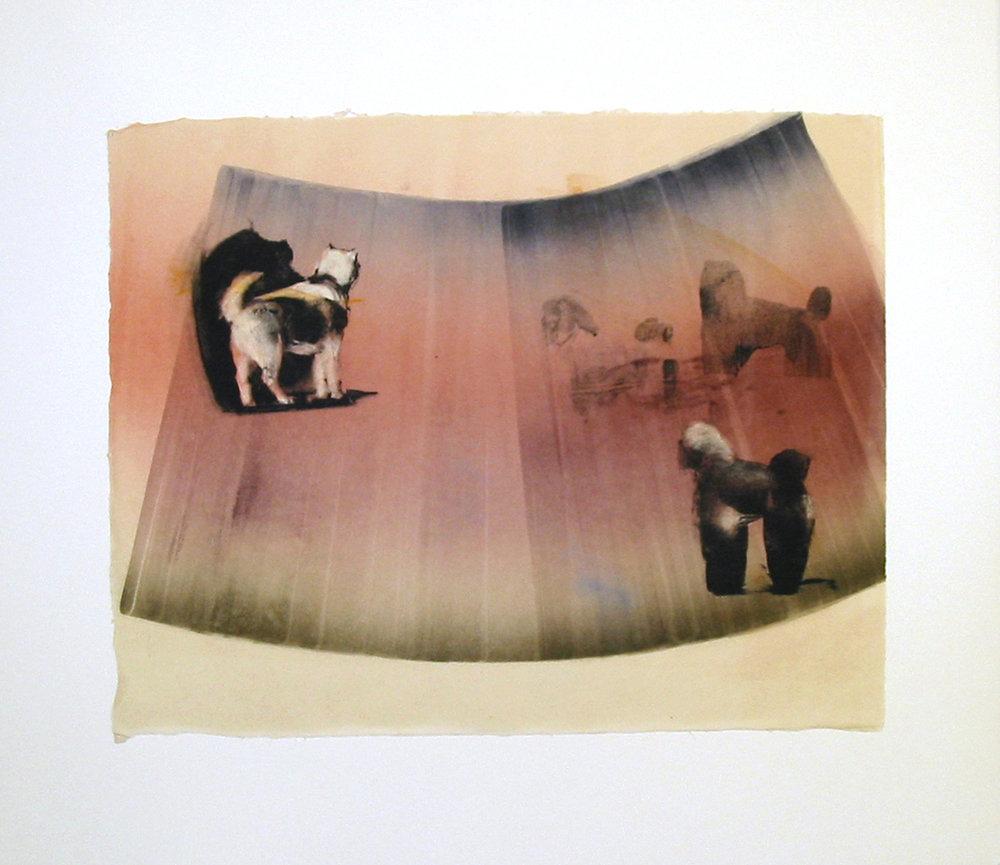 """Away"" by Joel Janowitz 2005"
