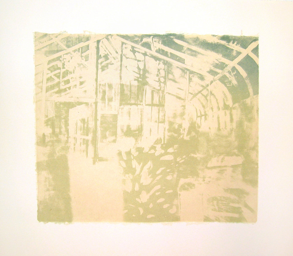 """Greenhouse Glow"" by Joel Janowitz 2005"