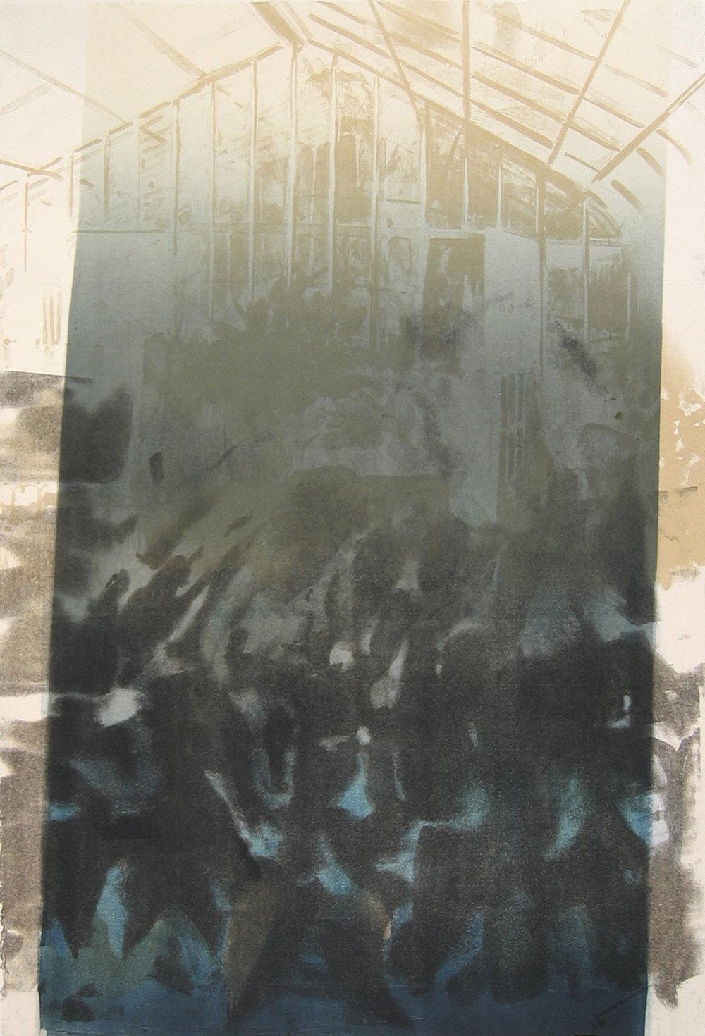 """Descent"" (sg1) by Joel Janowitz 2005"