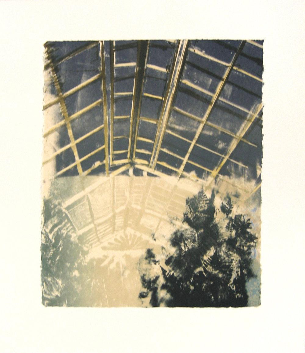 """Vertical Diptych"" by Joel Janowitz 2005"