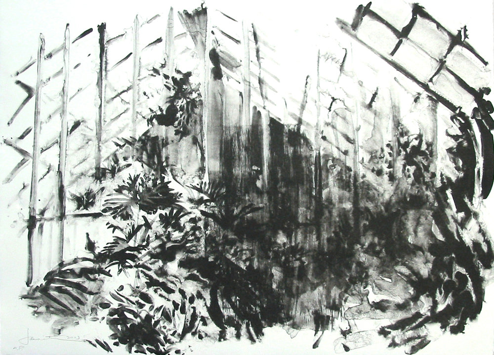 """Wash Greenhouse"" by Joel Janowitz 2005"