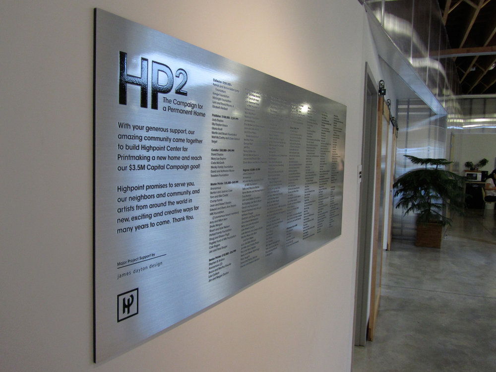 HP2 donor recognition