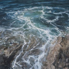 "Michael Kareken ""Water's Edge"" 2018 