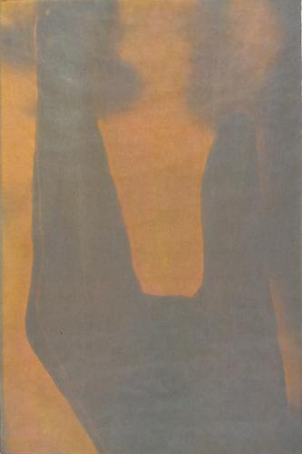 """Gesture XIV 2/5"" by Linda Schwarz 2002"